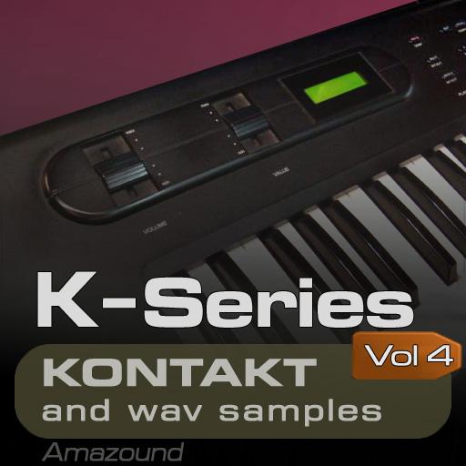 K-Series Vol 4 - Kontakt Samples