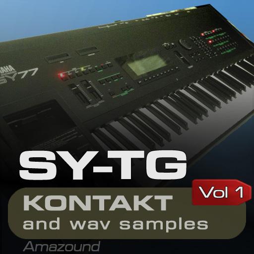 SY-TG - Kontakt Samples