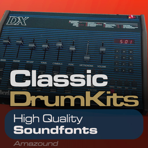 Classic Drum Kits - Soundfonts