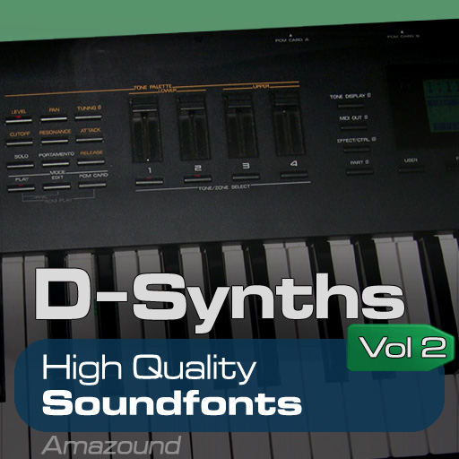 D-Synths Vol 2 - Soundfonts