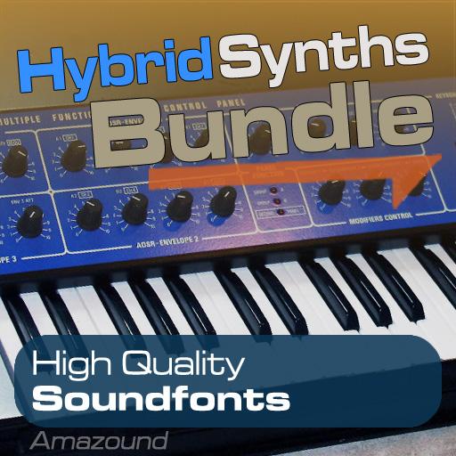 DW9000 + PPG Storm - Soundfont Bundle