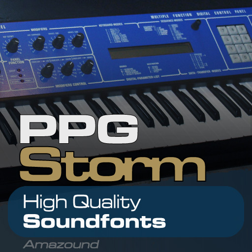 PPG Storm - Soundfonts