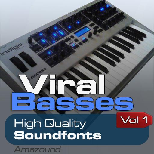 Viral Basses Vol 1 - Soundfonts